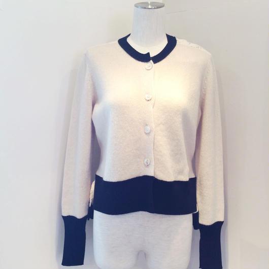 DOROTHEE SCHUMACHER (ドロシーシューマッハ)cashmere cardigan