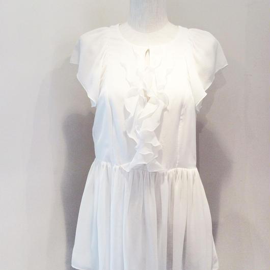 DOROTHEE SCHUMACHER (ドロシーシューマッハ) silk blouse
