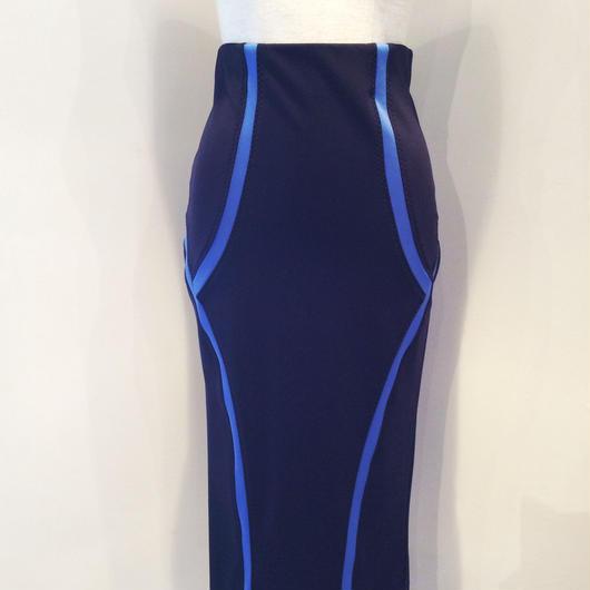 PINKO(ピンコ)  stretch tight line skirt 1G12YQ-6769