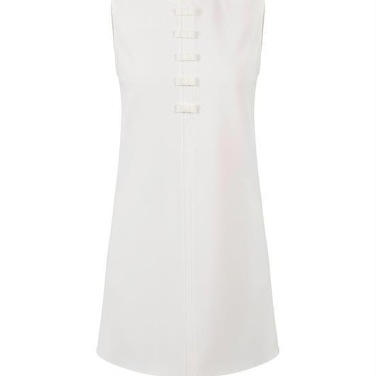 ELISABETTA FRANCHI(エリザベッタ フランキ)  little white dress 1818020