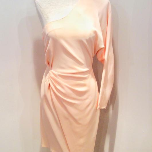 ELISABETTA FRANCHI(エリザベッタ フランキ) pure one shoulder onepiece 1818046