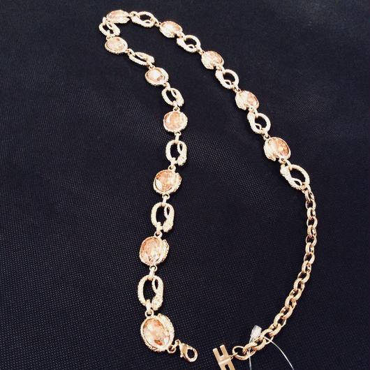 ELISABETTA FRANCHI(エリザベッタ フランキ) snake gold belt