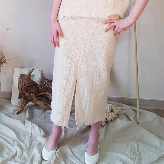 Lease skirt