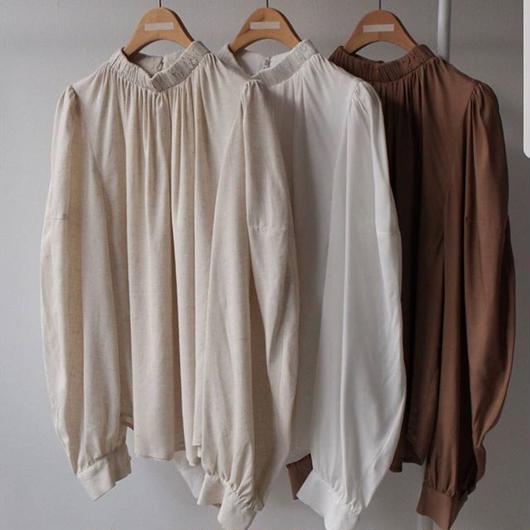2017aw 予約販売Lady like  blouse