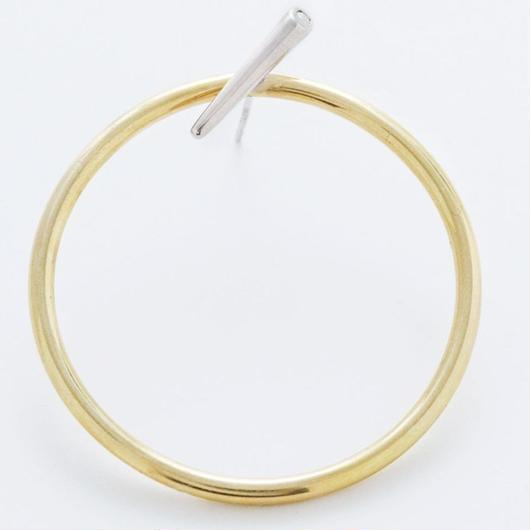 pin hoop pierce(single)
