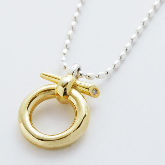 door knock necklace