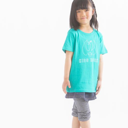 「GoriGREEN」KIDS Tシャツ