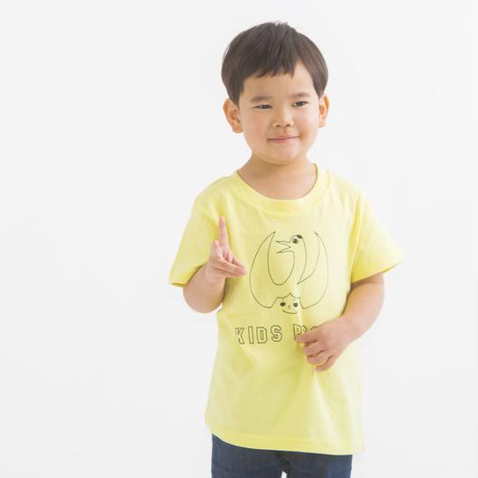 「SioYELLOW」KIDS Tシャツ