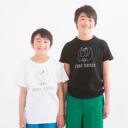 「SHOCKERBLACK」KIDS Tシャツ