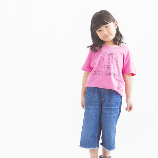 「DsPINK」KIDS Tシャツ