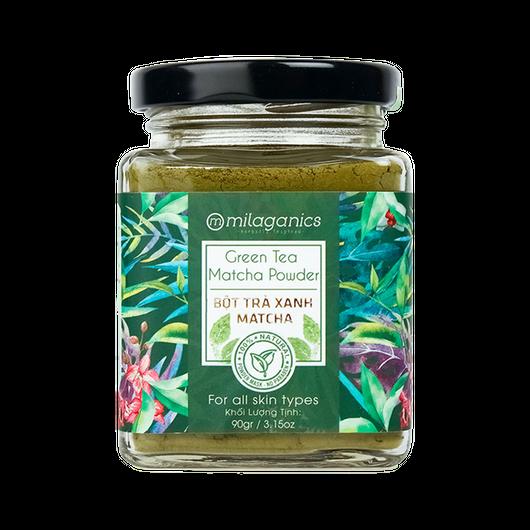 緑茶 パウダーパック/瓶