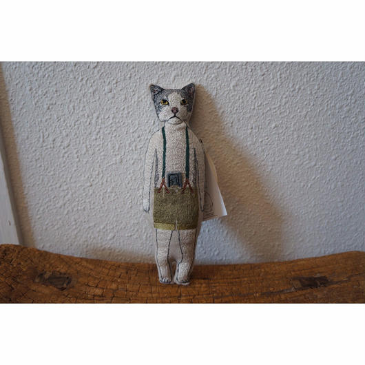 CORAL&TUSK Pocket doll