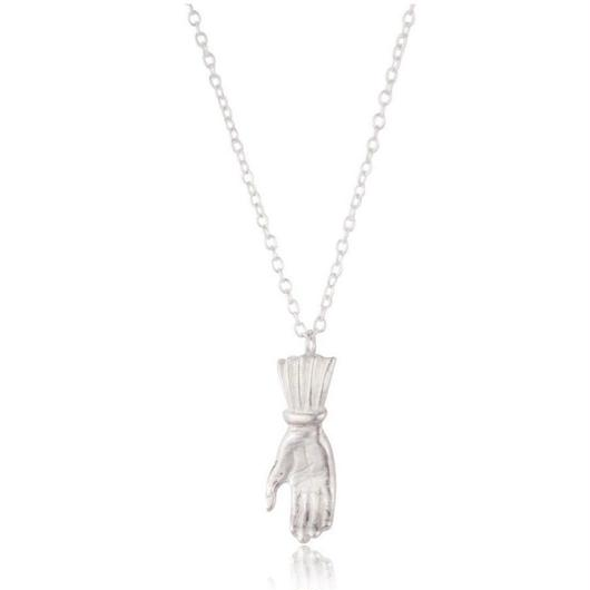 PALM NECKLACE SILVER(シルバーパームネックレス)