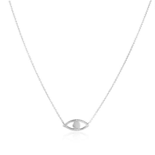 EYE NECKLACE SILVER(シルバーアイネックレス)
