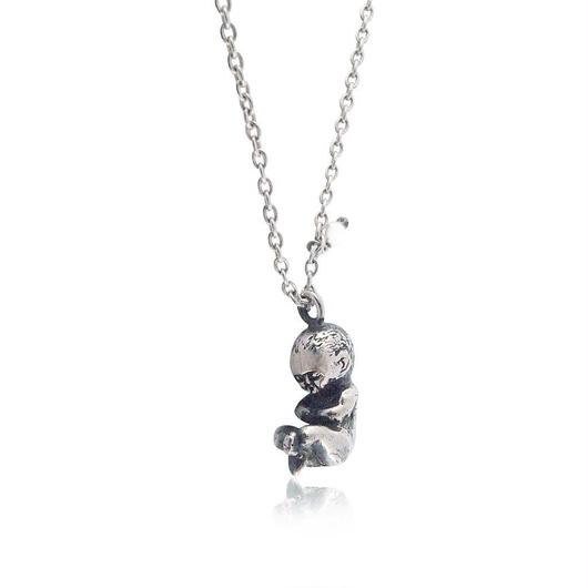 BABY NECKLACE SILVER(シルバーベイビーネックレス)