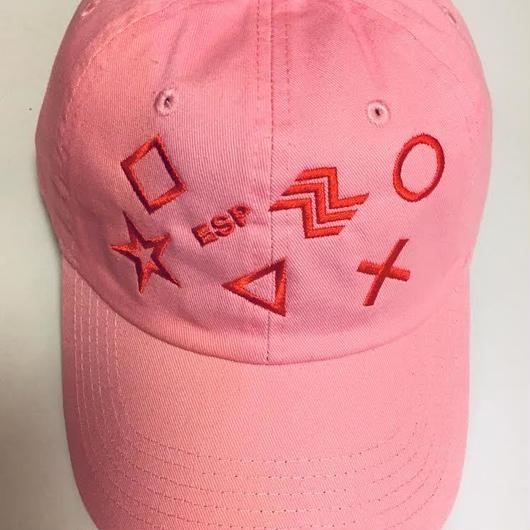 ESPキャップ ピンク
