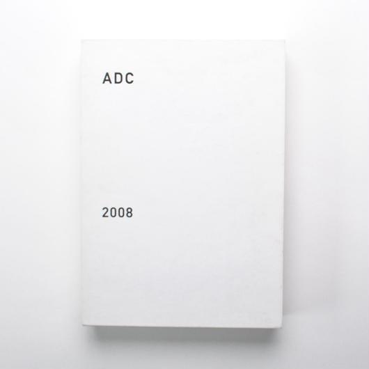 TOKYO ART DIRECTORS CLUB ANNUAL 2008