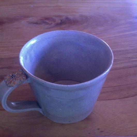 手捻りコーヒーカップ