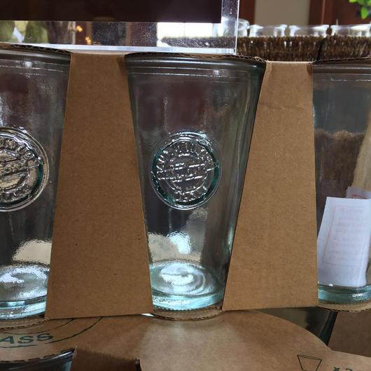 リサイクルグラス大3個セット