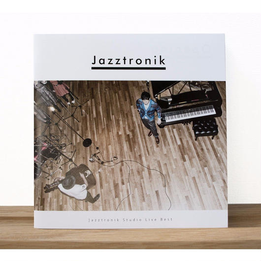 Jazztronik Studio Live Best (CD)