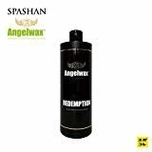 【SPASHAN】ANGEL WAX フィニッシュコンパウンド 500ml 仕上げ研磨、軽研磨、洗車傷消し スパシャン エンジェルワックス コーティング 洗車