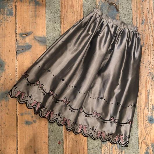 skirt 585[FF203]