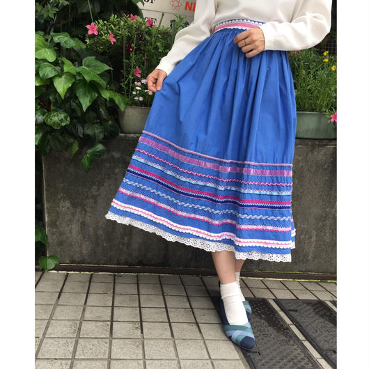 skirt 487[FF377]