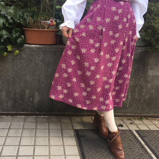 skirt 460[FF221]