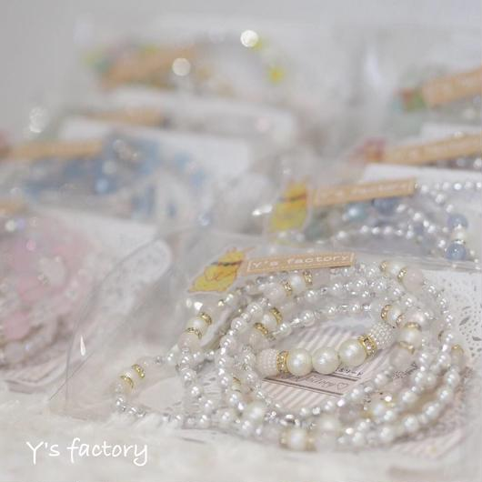 Y's jewel lead (perl blue)