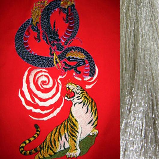 虎と龍・銀房・長さ105cm