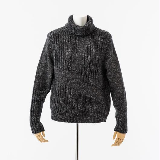 冬うらら マルチゲージセーター