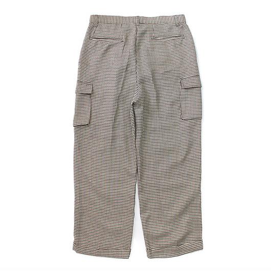 Check Classic Pants – Brown&Black