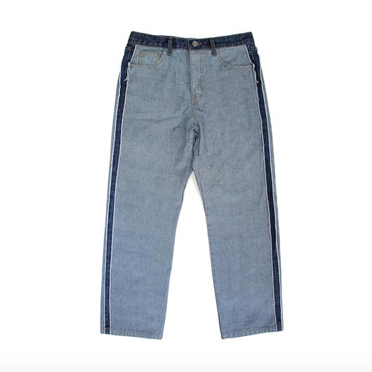 Reversed Selvage Detail Jeans – Denim