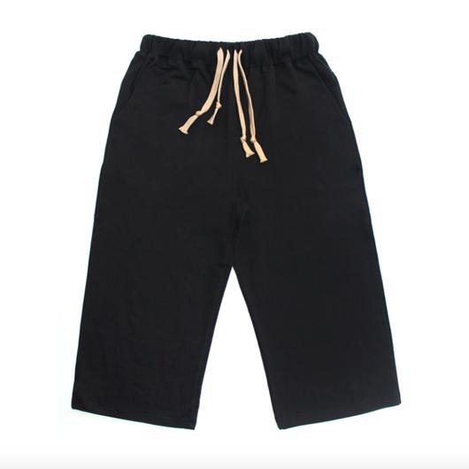 Capri Training Pants – Black