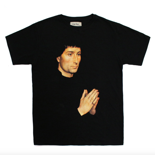 Memling T-Shirts – Black