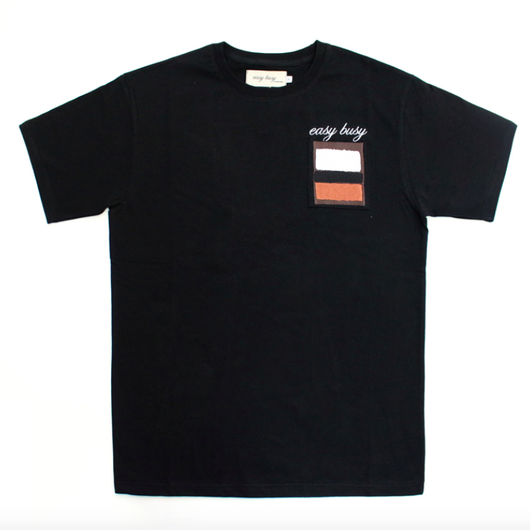 Rothko T-Shirts – Black
