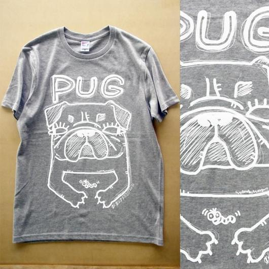 パグTシャツ  しっかりタイプ