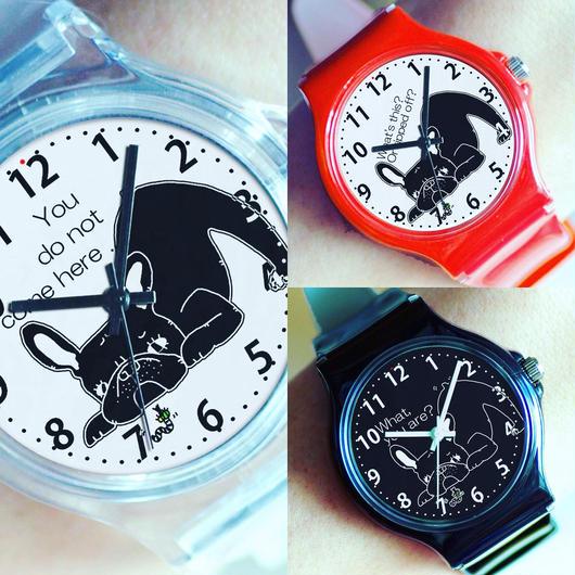 フレブル・プリンドル腕時計  名入れ可能