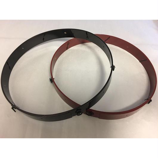 つるし飾り用28cm6本づり用下げ輪(金具付き)(一週間以内に出荷)