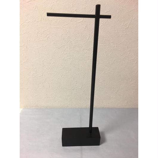 木製簡易型つるし台(高さ約50cm)