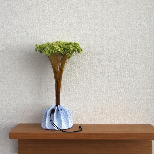 ORIGAMI vase - Section paper