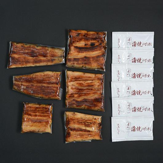 【国産手焼きうなぎ蒲焼(小丼用)】6袋