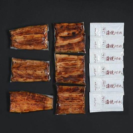 【国産手焼きうなぎ蒲焼】6袋