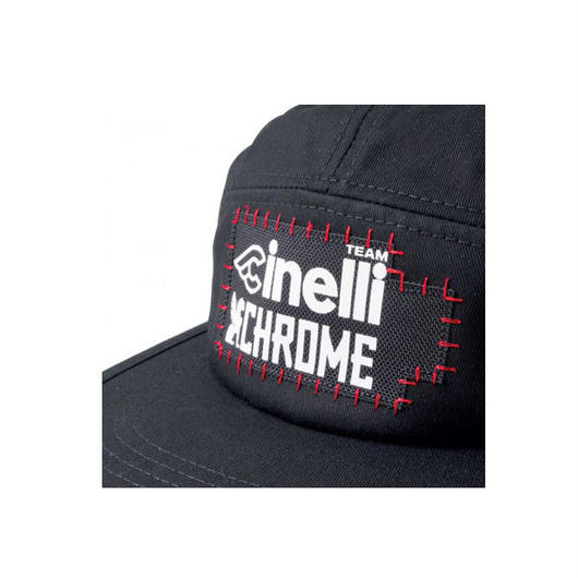 TEAM CINELLI CHROME PATCH CAP