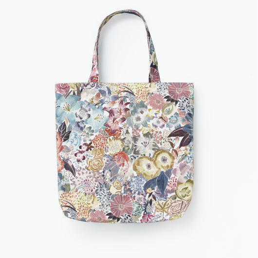 Tote Bag Flower トートバッグ 花柄