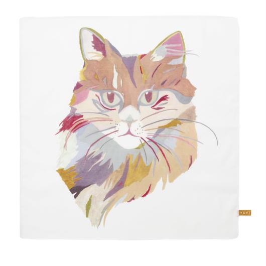 Handkerchief    'The Cat '         ハンカチ 猫