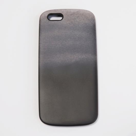 ブラック   iPhone ケース
