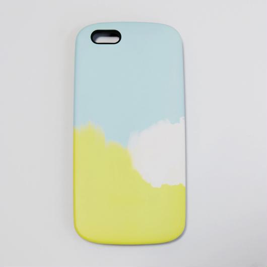 グリーン  iPhone ケース