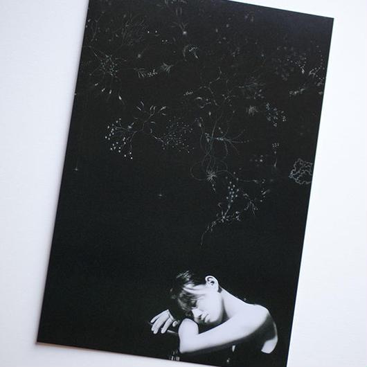 """ポストカード """"garden1"""""""
