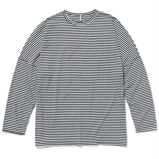 BORDER DS LONG TEE